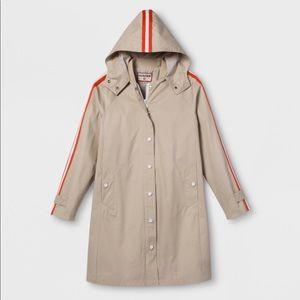 hunter for target Jackets & Coats - Hunter for Target Trench Rain Coat
